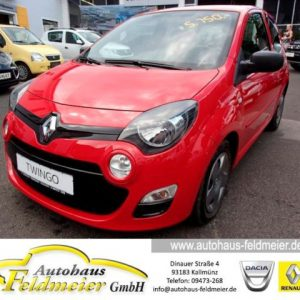 Renault Twingo 1.2 LEV 16V 75 Expression Rot