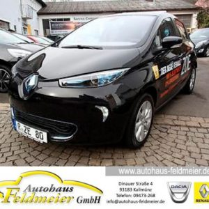 Renault ZOE Ohne Batterie Intens
