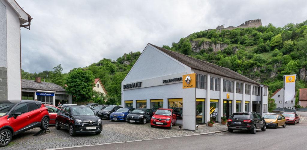 Autohaus Feldmeier GmbH Renault Dacia