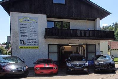 Car repair Hohenfels Renault Dacia American Cars